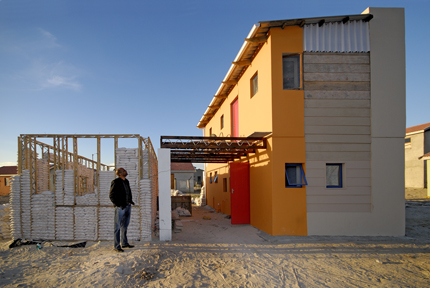 Autoconstruction greeninked for Design casa low cost