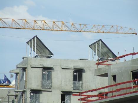 3- Panneaux photovoltaïques en toiture